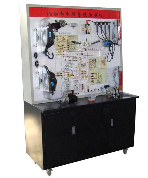 3000型汽油泵电路图